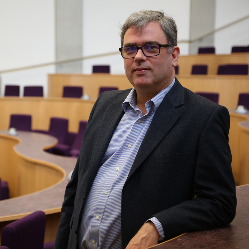 Professor of Statistical PhysicsExecutive ,  Director of the Center for Data Science Head of School of Computing, Electronics and Mathematics Coventry University